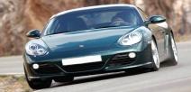 Porsche Passenger Ride