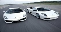 Lamborghini Passenger Ride
