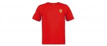 Ferrari Kids T-Shirt Small Scudetto