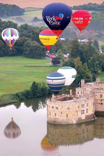 Hot Air Balloon Flight Weekday Morning