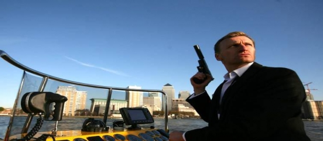 James Bond Boat Trip - London