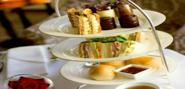 Show & Afternoon Tea Package For Two