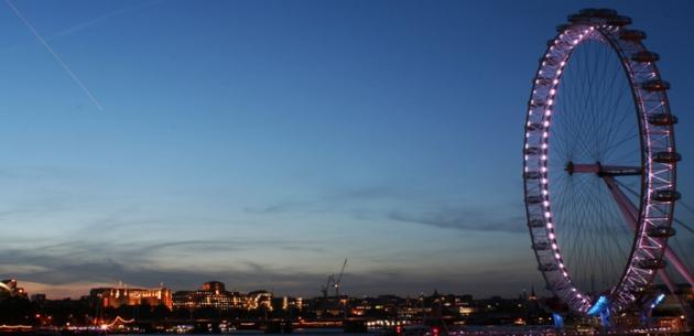London Eye & Dinner for Two