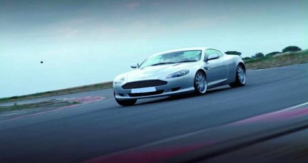 Aston Martin Thrill