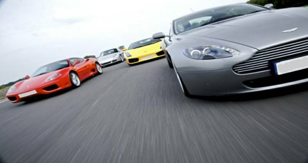 Ultimate Choice Driving Experience