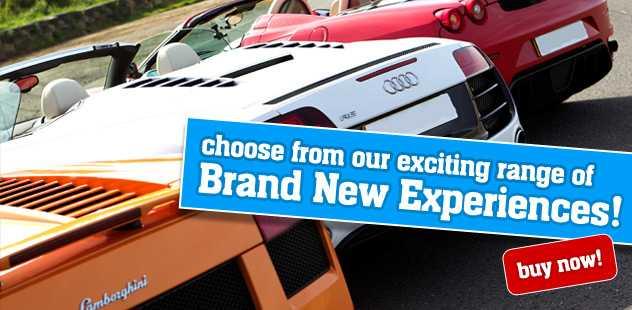 Brand New Experiences