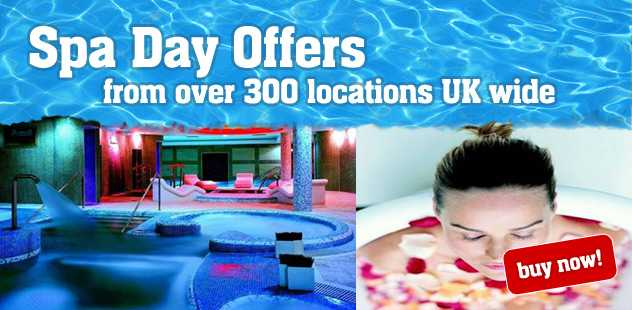 Spa Day Offers