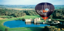 Hot Air Balloon Flight Weekday Morning for Four People