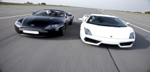 Supercar Double Driving Experience - Drive 2 Cars!
