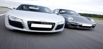 Supercar Triple Driving Experience - Drive 3 Cars!