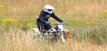 Electric Dirt Bike Trekking