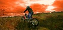 Motorcycle Trials & Tricks School