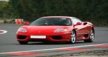 Kids Ferrari & Rally Driving Experience