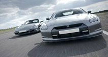 Kids Nissan GTR Driving Experience