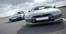Nissan GTR Passenger Ride