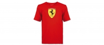 Ferrari Kids T-Shirt Big Scudetto