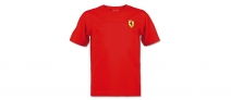 Ferrari Kids T-Shirt Small Scudetto