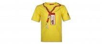 Ferrari Kids Ticket & Keys T-Shirt