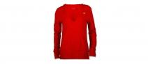 Ferrari Womens Hooded Sweatshirt