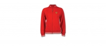 Ferrari Womens Zip Sweatshirt Scudetto