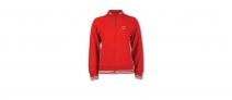 Ferrari Womens Zip Sweatshirt Scudetto