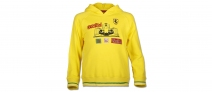 Ferrari Kids Hooded Sweatshirt Faster