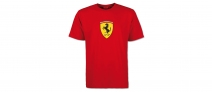 Ferrari Mens T-Shirt Big Scudetto