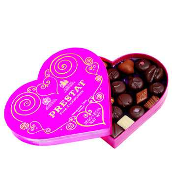 Large Heart of Chocs