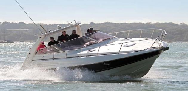 Luxury High Speed Sunseeker Experience - YOU DRIVE!
