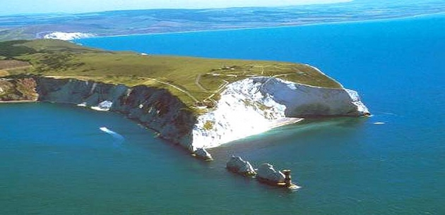 Helicopter Tour of The Isle of Wight