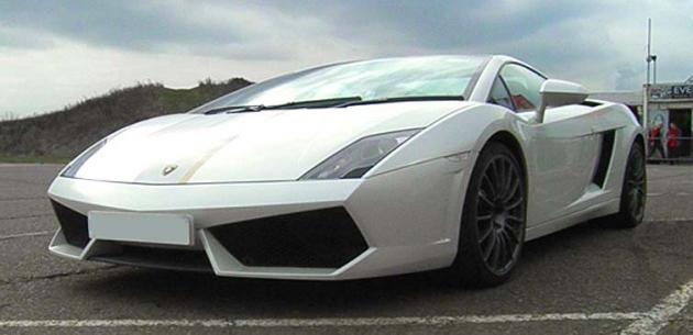 Lamborghini Balboni Thrill Driving Experience
