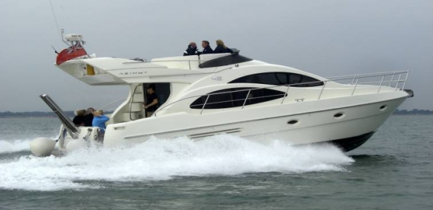 Boating Event - Luxury Charter Hospitality Day