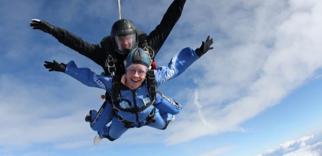 Skydive in Salisbury, Wiltshire