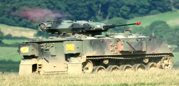 Dads & Lads Tank Driving Experience