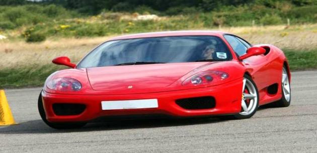 Ferrari Thrill Driving Experience