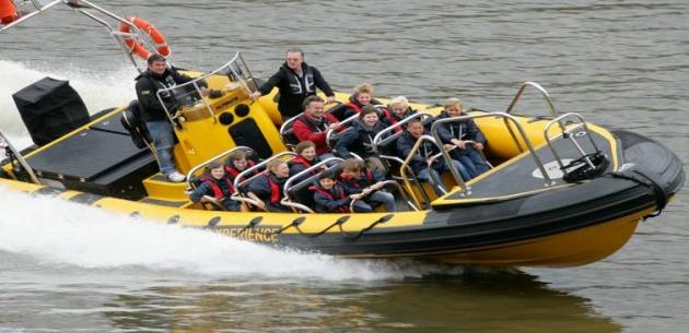 Thames Barrier Boat Trip