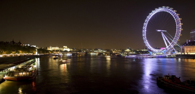 London Eye & Dinner for Two