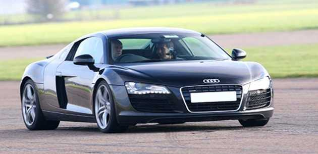 Audi R8 V10 Thrill Driving Experience