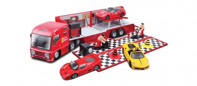 Ferrari Racing Hauler