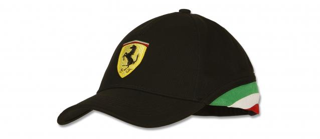 Ferrari Flag Italy Cap