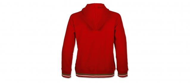 Ferrari Kids Hooded Sweatshirt Faster