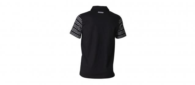 Ferrari Mens Stripe Polo Shirt