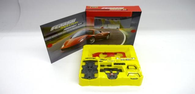 Ferrari Race & Play Model Kit