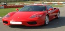 Ferrari 355 vs Ferrari 360 Driving Experience
